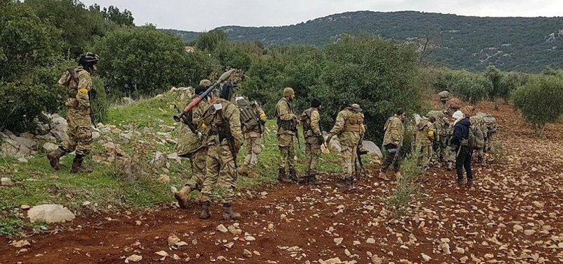 FREE SYRIAN ARMY ONLY TARGETS PKK/PYD TERRORISTS