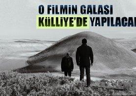 Buğday filminin galası Beştepe'de yapılacak