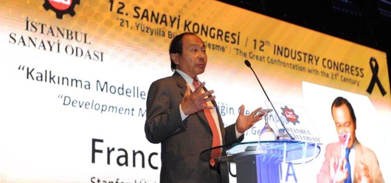 FUKUYAMA DESCRIBES TURKEY AS RISING DRONE-ARMED REGIONAL POWER