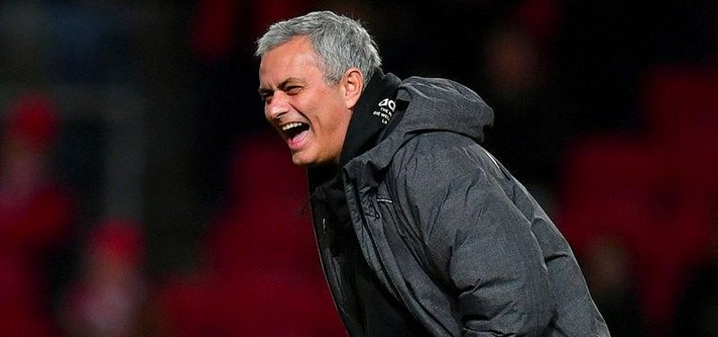 AFTER UEFA BAN, MOURINHO JOKES ABOUT GUARDIOLAS 2018 TITLE