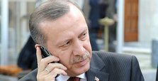 President Erdoğan holds phone call with NATO chief