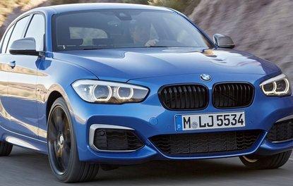 2018 BMW 1 Serisi
