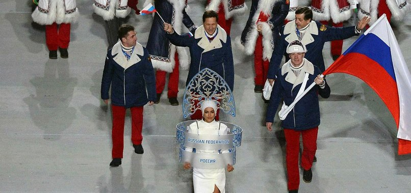 RUSSIA TO ANALYZE OLYMPICS DRUG CHEATING BAN