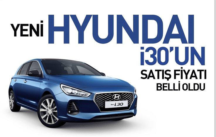 Yeni Hyundai I30un Satış Fiyatı Belli Oldu Otohaber