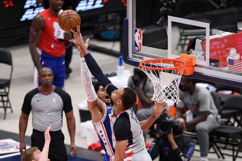 NBA'DE WİZARDS, 76ERS'I YENEREK SERİDE 3-1 ÖNE GEÇTİ