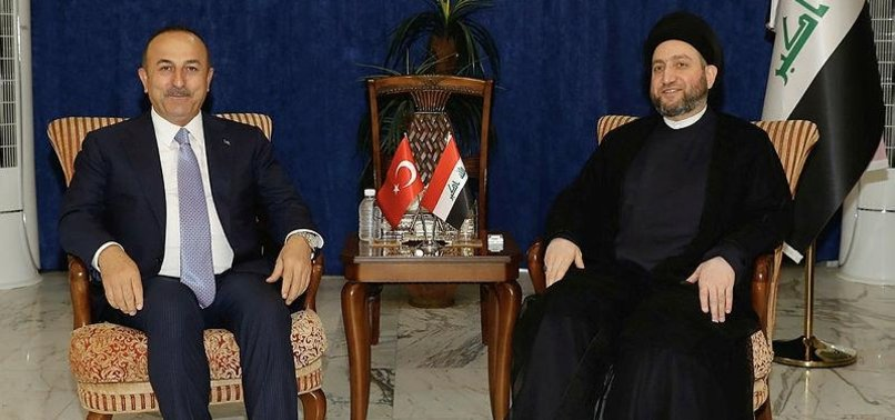 TOP TURKISH DIPLOMAT MEETS IRAQ PM-DESIGNATE IN BAGHDAD