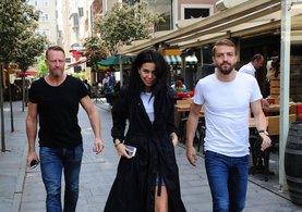 Caner, Asena Atalay'a nafaka ödemeye başladı!