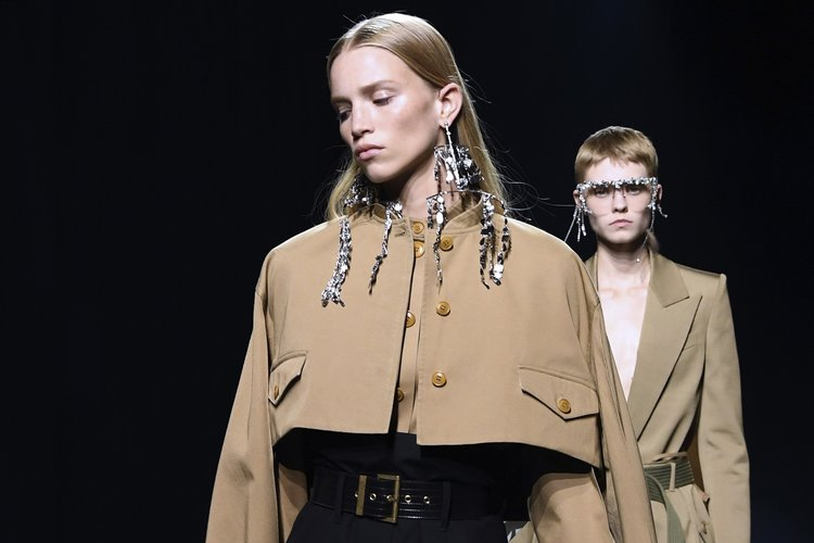 Givenchy İlkbahar/Yaz 2019
