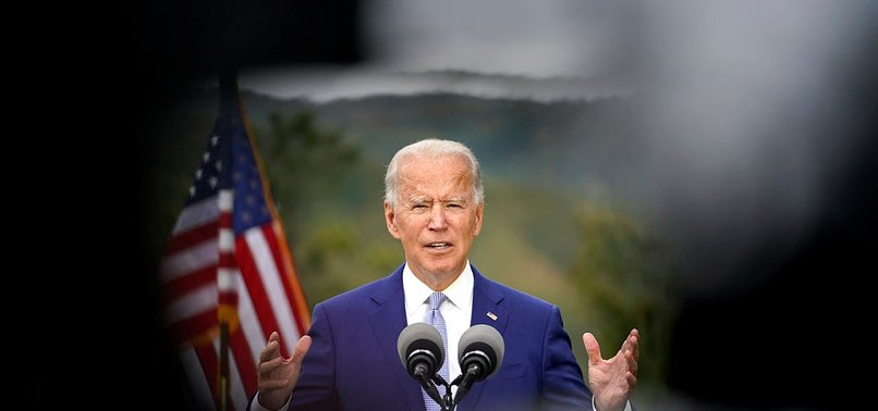 BIDEN VOWS NOT TO MAKE FALSE PROMISES ABOUT PANDEMIC