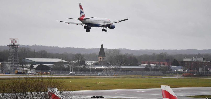 UK POLICE ARREST 2 FOR CRIMINAL DRONE USE AT GATWICK AIRPORT