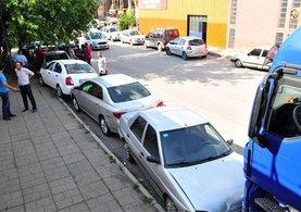 Ankara'da zincirleme kaza: 18 araç birbirine girdi!