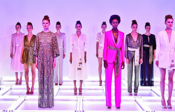 Cemiyet hayatının ünlü isimlerinden Derin Mermerci Aydın, ikinci kez Network ile işbirliği yaparaki kendi stilinden ilham aldığı bir koleksiyon hazırladı.