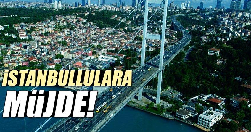 Şehitler Köprüsü'ndeki çalışma 25 Ağustos'ta bitecek!