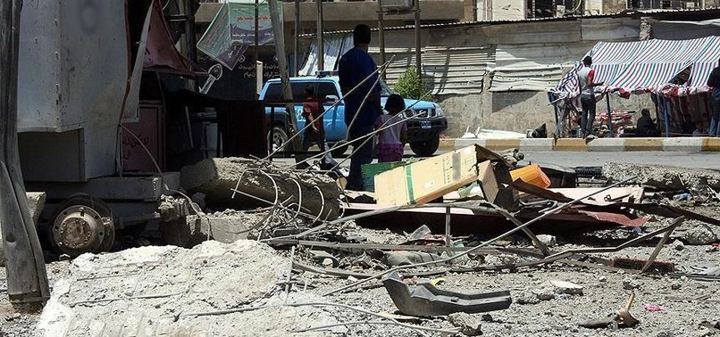 3 IRAQIS KILLED IN SEPARATE ATTACKS