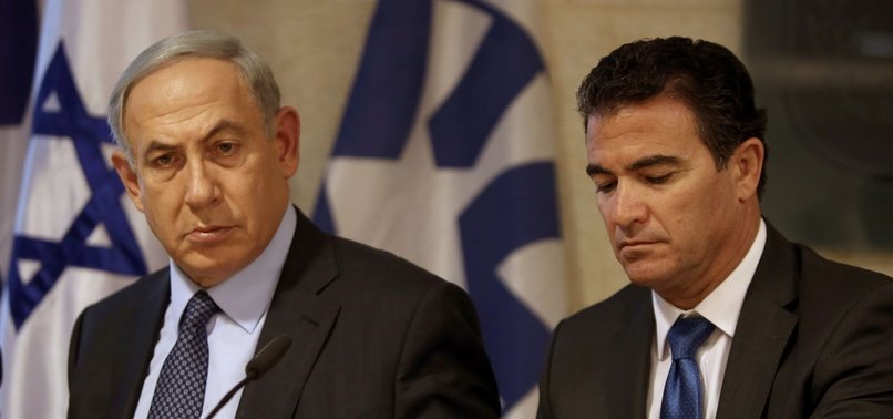 ISRAEL HAS EYES AND EARS INSIDE IRAN, MOSSAD CHIEF SAYS