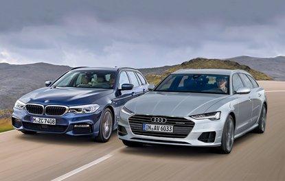 Audi ve BMW yenilikleri