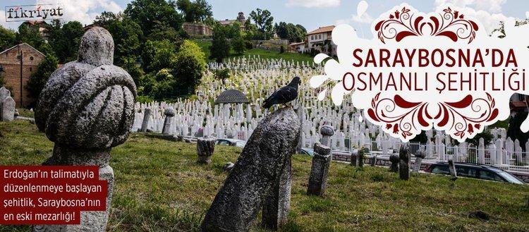 Saraybosna'da Osmanlı Şehitliği