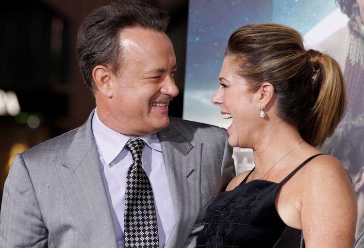 Tom Hanks ve eşinden corona virüsü açıklaması!