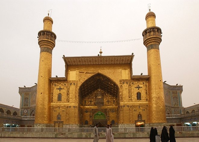 Ä°mam Ali Cami / Necef, Irak
