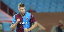 Trabzonspor's striker Sorloth joins Germany's Leipzig