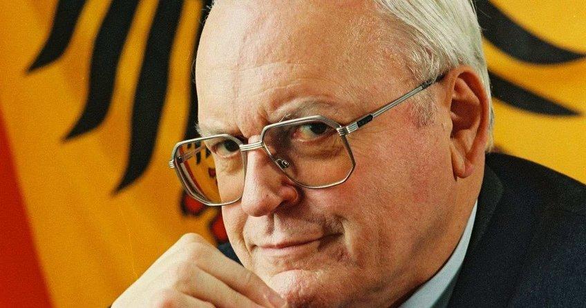 Almanya eski Cumhurbaşkanı 82 yaşında öldü
