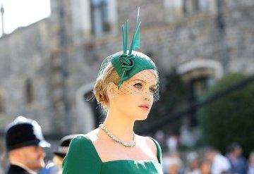Kraliyet düğününde kim ne giydi?
