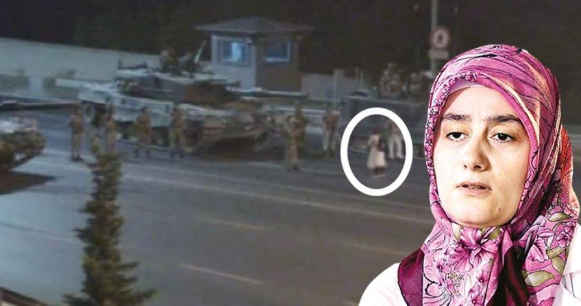 Vatan söz konusuyken Türk kadını her zaman önde olur