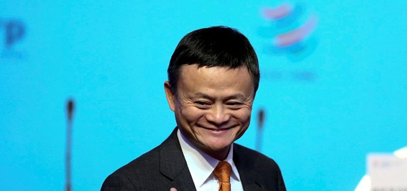 BOTTLED WATER BILLIONAIRE PIPS JACK MA TO BECOME CHINAS RICHEST