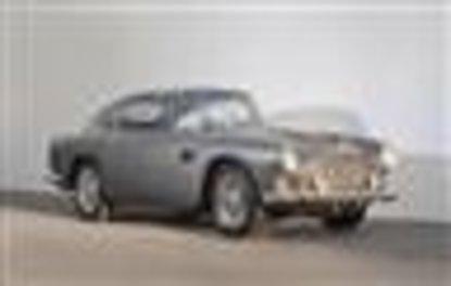 Aston Martinin Klasik Modelleri