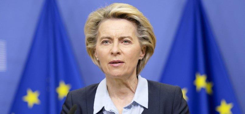 EU FOLLOWS SITUATION OF HUMAN RIGHTS IN SAUDI ARABIA 'VERY CLOSELY': URSULA VON DER LEYEN