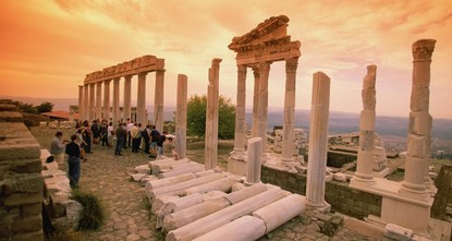 Home to dozens of civilizations, Turkey is among the must-see places for those who would like to discover the traces of ancient civilizations. Western Turkey is home to many holiday destinations...