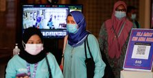 Malaysia reports 1,240 new virus cases with 7 new deaths