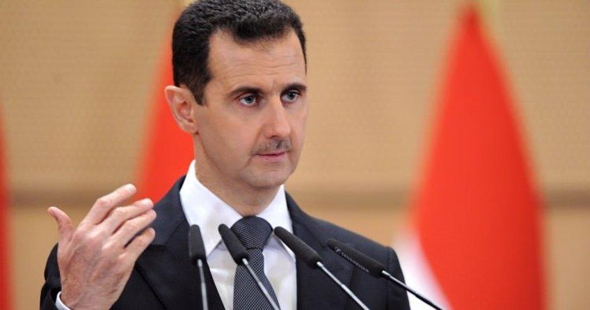 Esed: iki yıl içinde Suriye'yi kurtaramazsam istifa ederim