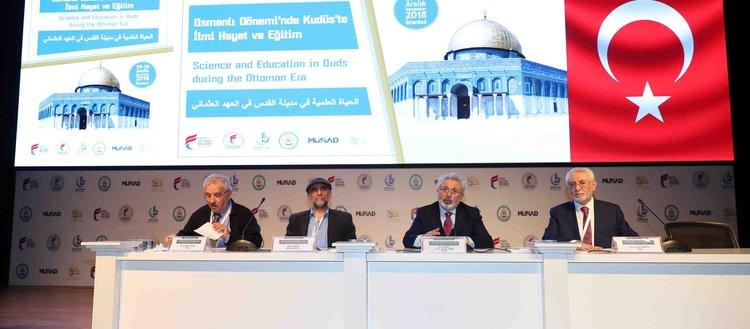 İstanbul'dan dünyaya 'İsrail'e karşı Kudüs'ün yanındayız' mesajı