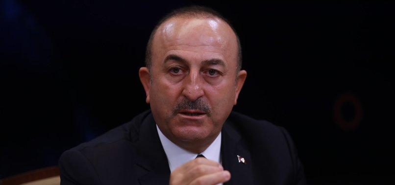 US' SYRIA TROOP PULLOUT SHOULDN'T SERVE PYD/YPG: ÇAVUŞOĞLU