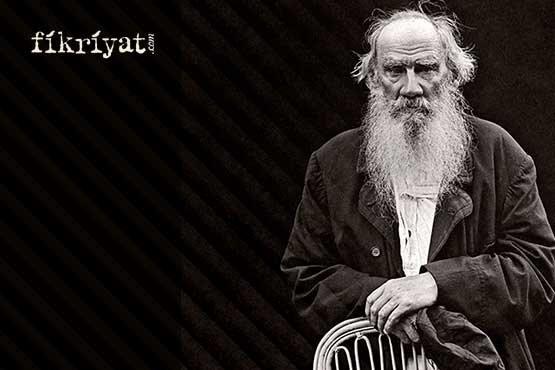 Tolstoy dan 20 alıntı