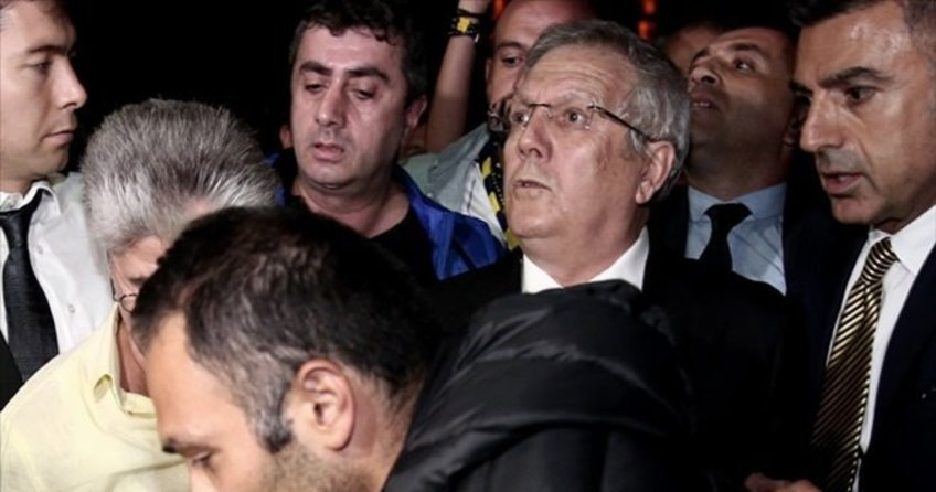 Fenerbahçe Başkanı Aziz Yıldırım beraat etti