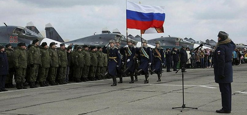 RUSSIA ESTABLISHES NEW MILITARY BASES IN NORTHERN SYRIA