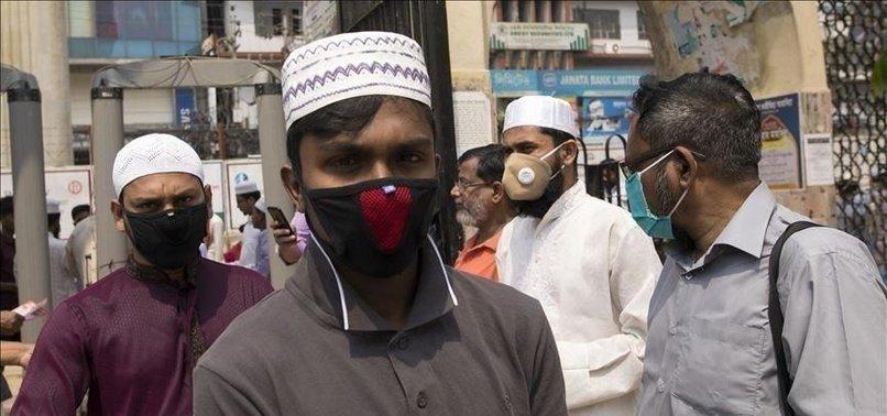 RISING VIRUS NUMBERS FUEL WINTER WAVE FEARS IN BANGLADESH