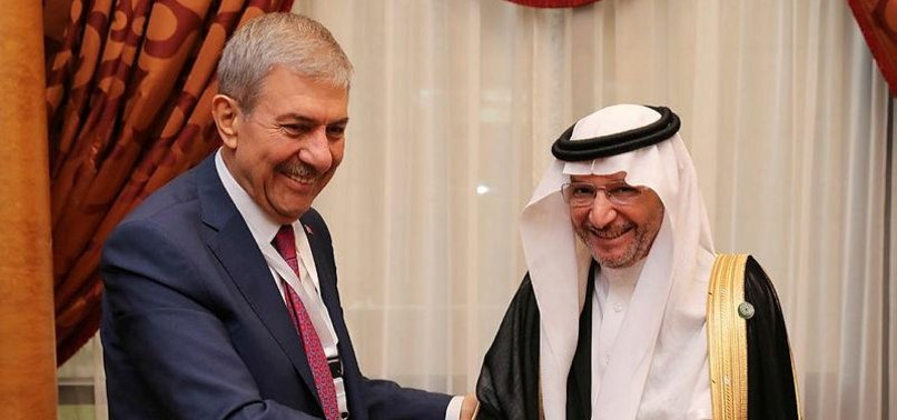 TURKEY, S. ARABIA TO BOOST COOPERATION IN HEALTH SECTOR