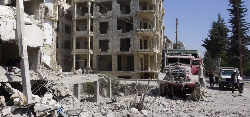 US-LED COALITION RESPONSIBLE FOR THOUSANDS OF DEATHS, SNHR REPORTS
