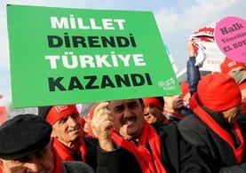 Cumhurbaşkanı Erdoğan,  Asrın Projesi Avrasya Tüneli'ni açtı