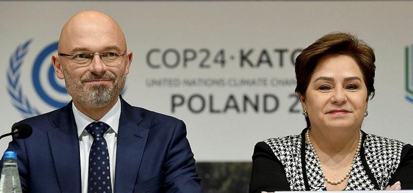 CLIMATE CHANGE THREAT NEVER BEEN WORSE: UN CLIMATE CHIEF