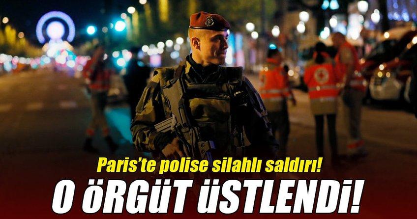 Paris saldırganı Al-Baljiki kod adlı Fransız