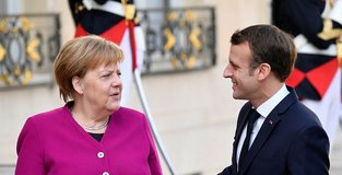 Merkel to visit Macron at summer residence around Aug 20