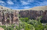A wonder of nature in Cappadocia: The Ihlara Canyon