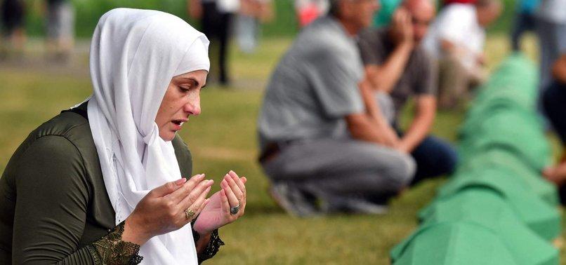BOSNIA COMMEMORATES 26TH ANNIVERSARY OF SREBRENICA GENOCIDE
