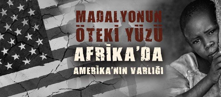 Madalyonun öteki yüzü: Afrika'da ABD'nin askeri varlığı