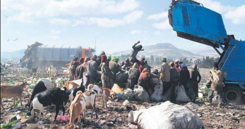 Çöp yığınları 46 kişiyi yuttu