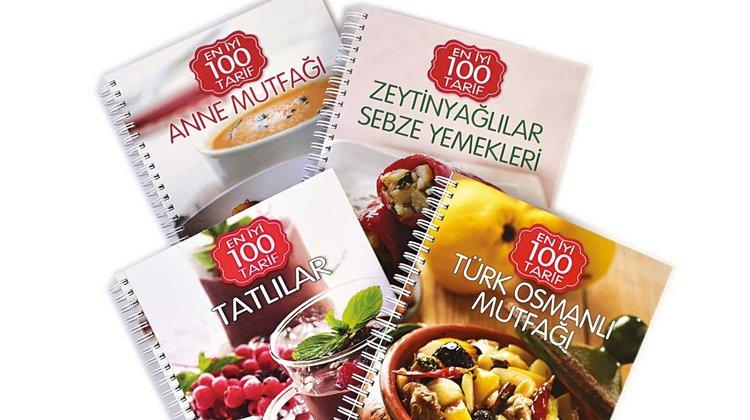 """""""EN İYİ 100 TARİF"""""""